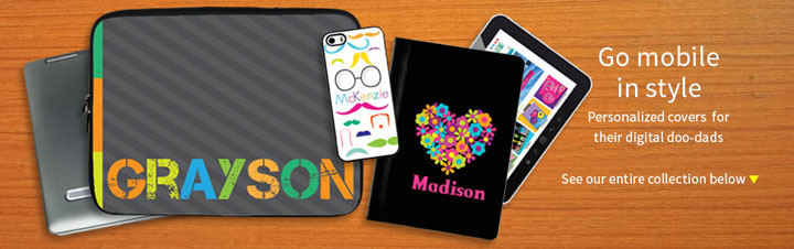 Personalized Mobile Device Accessories
