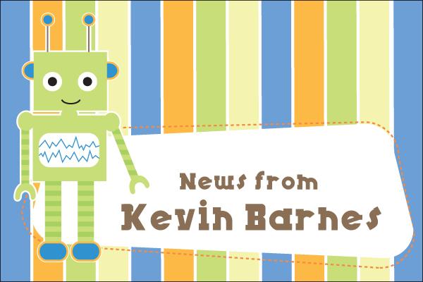 Personalized Robotic Fun Postcard