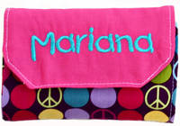 Peace Crayon Wallet CW02