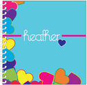 Bright Hearts Journal | Notebook