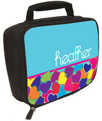 Bright Hearts Lunch Box