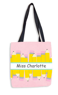 Bunch of Pencils Tote Bag