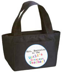 Greatest Teacher Insulated Tote