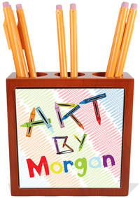 Crayon Art Pencil and Pen Holder