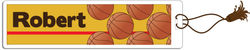 Basketball Fan Bookmark