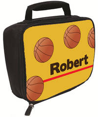 Basketball Fan Lunch Box