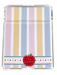 Just an Apple Memo Sheets