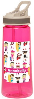 Active Girls Water Bottle