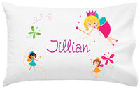 Pixie Princess Pillowcase