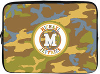 Camo Boy Laptop/Tablet Sleeve