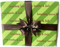 Sour Apple Gift Wrap
