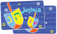 Colorful Chanukah Placemat