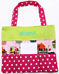Cupcake Cutie Carry-All Bag