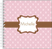 Chocolate Pink Journal | Notebook