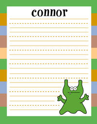 Monster Notepad