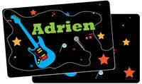 Funky Guitar Placemat