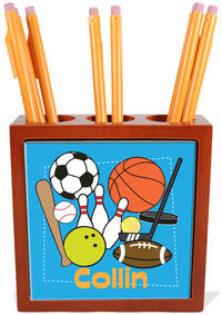 Sporty Pencil and Pen Holder