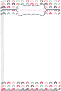 Pointing Up Note Pad