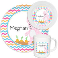 Carrot Girl Melamine Set