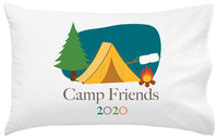Camp Grounds UNPERSONALIZED Pillowcase