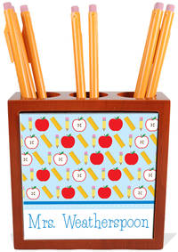School Supplies Pencil and Pen Holder
