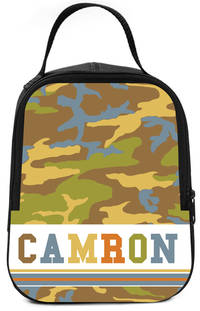 Camo Boy Lunch Box