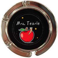Apple for Teacher Purse Hook