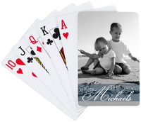 Simple Flourish Playing Cards