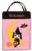 Nina the Witch Treat Bag