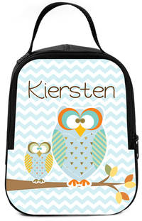 Autumn Owls Lunch Box