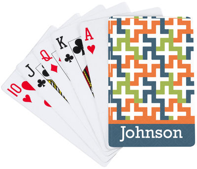 A Mazed Playing Cards