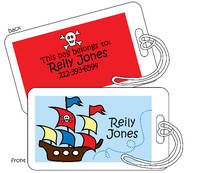 Pirate Party Tag