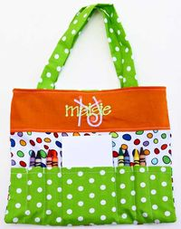 Jolly Beans Crayon Purse CP01