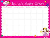 Fairy Princess Chore Chart