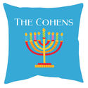 Happy Chanukah Accent Pillow
