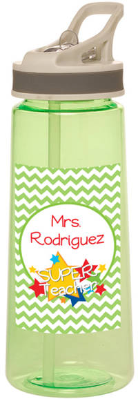 Stellar Teacher Water Bottle