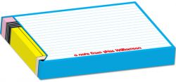 Big Pencil Bulky Notepad