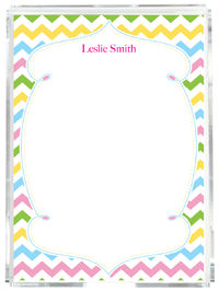 Curly Frame Memo Sheets