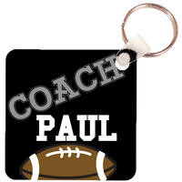 Coach Sports Key Chain