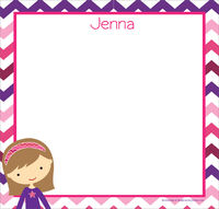 Girly Girl Art Writing Board