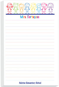 Eager Students Notepad