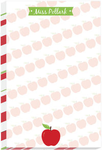 Ample Apples Notepad