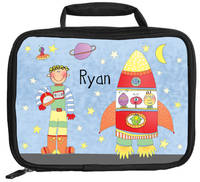 Astronaut Lunch Box