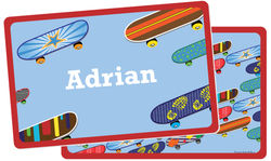 Cool Skateboards Placemat