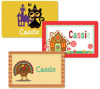 Holiday Placemat Set 9