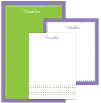 Green Lilac Pad Set