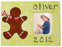 Gingerbread Picture Frame