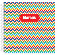 Primary Chevron I Journal | Notebook