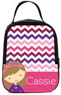 Girly Girl Lunch Box