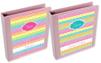 Broken Chevron Binder Insert Set
